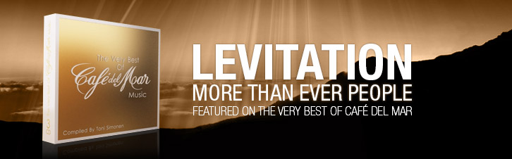 Levitations More than ever people on the very best of Café del Mar