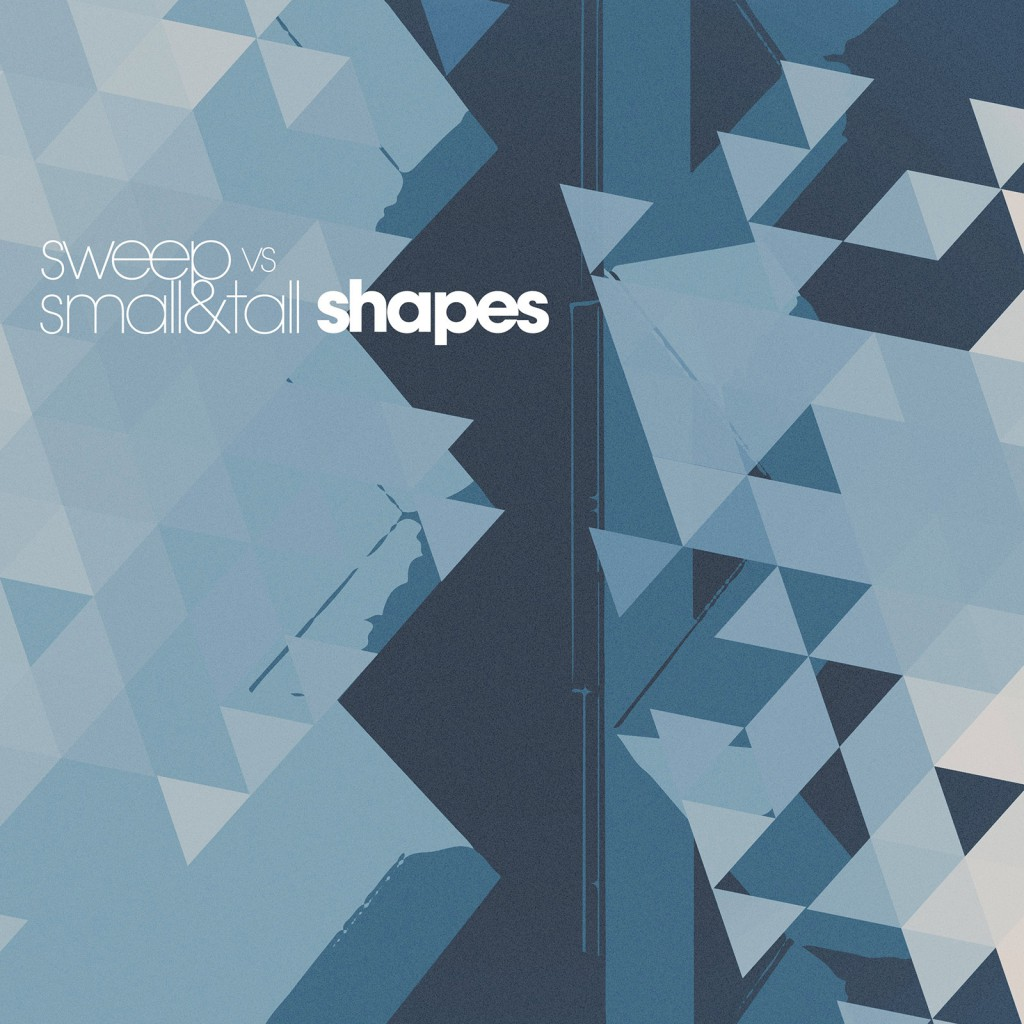 "Sweep vs. Small & Tall ""Shapes EP"" cover"